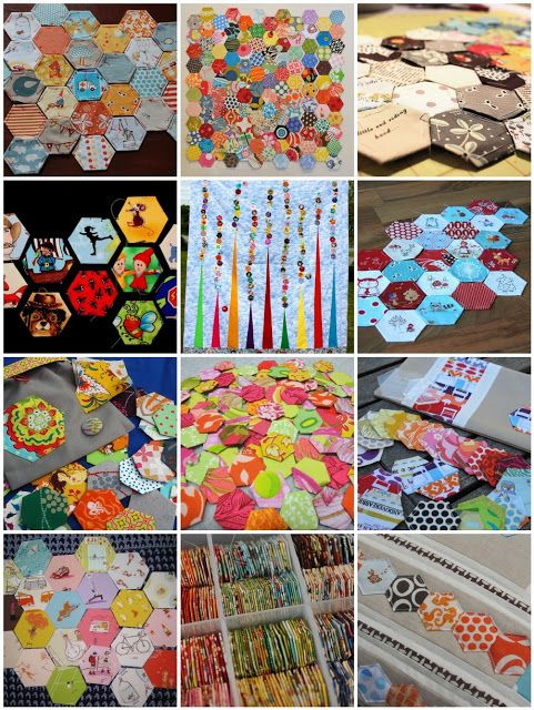 Chasing Cottons: Quilt Class 101 - English Paper Piecing - Part 1.  Hexies
