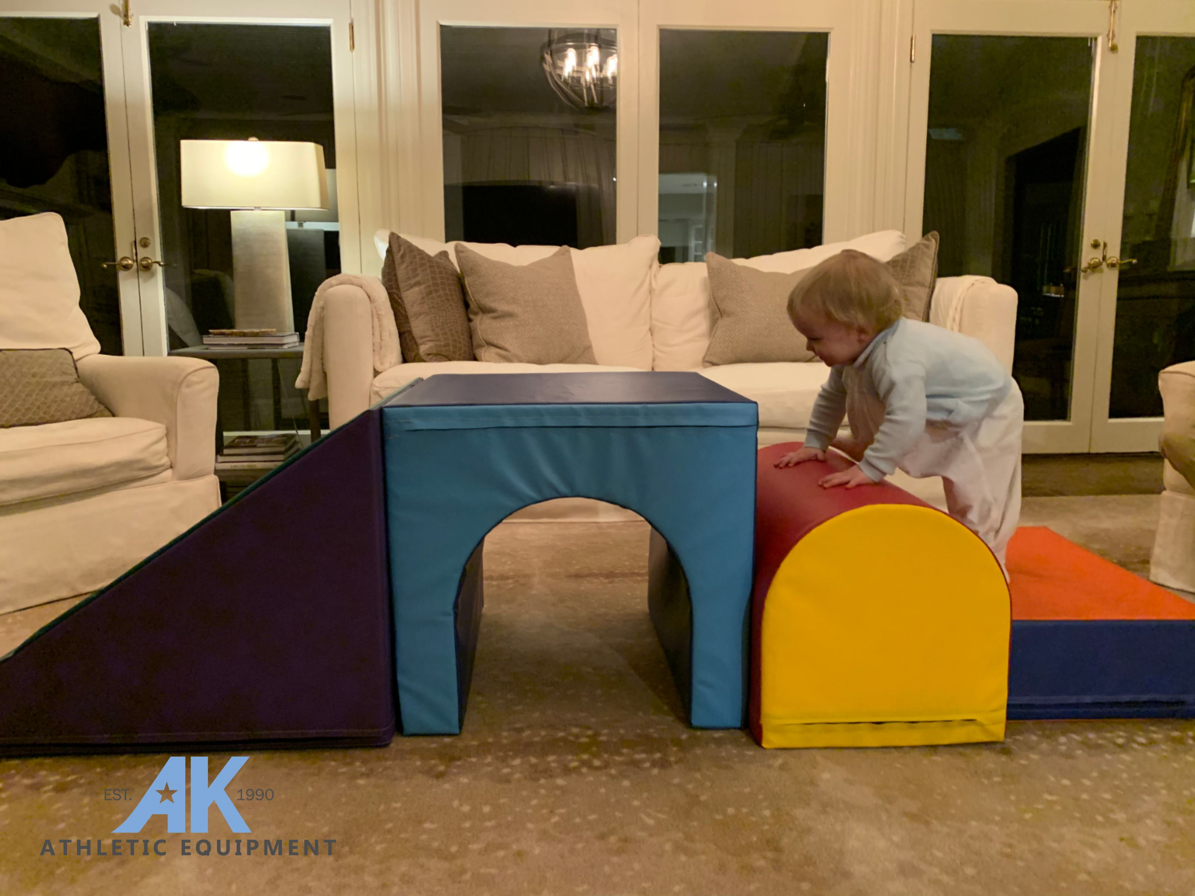 Soft Play Climb And Play Block Set In 2020 Soft Play Toddler Playroom Children Soft Play