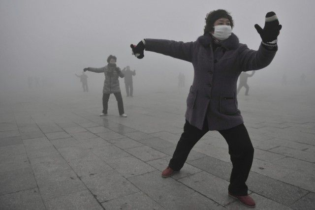 10 Ways China Is Ruining Its Own Environment - Poor Air Quality Is Creating A Tremendous Death Toll