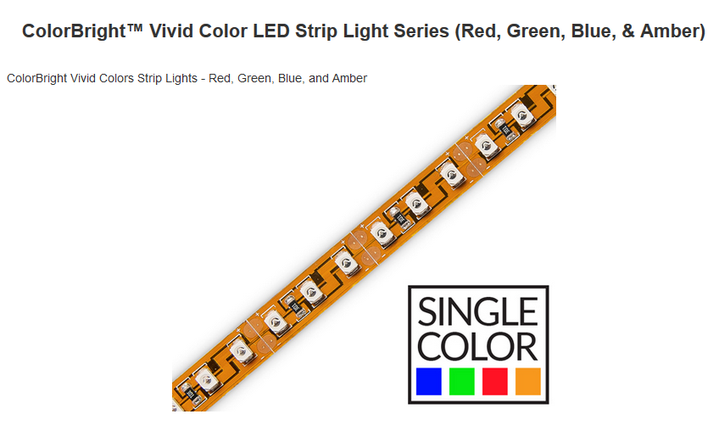 Get This 12 Volt Led Light Strip Kits Now Everything You Need For An Easy And Seamless Led Lighting Installation F Led Strip Lighting Strip Lighting Led Strip