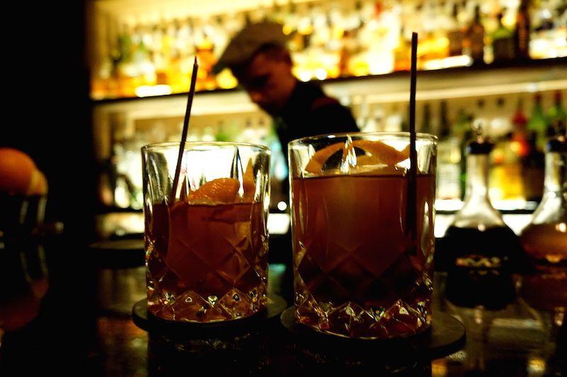 Punch Im Lost In Grub Street Berlin Mitte Cocktails
