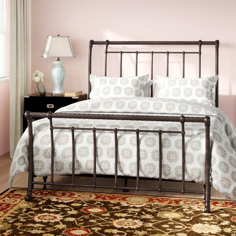 Best Abell Sleigh Bed Reviews Birch Lane Upholstered 400 x 300
