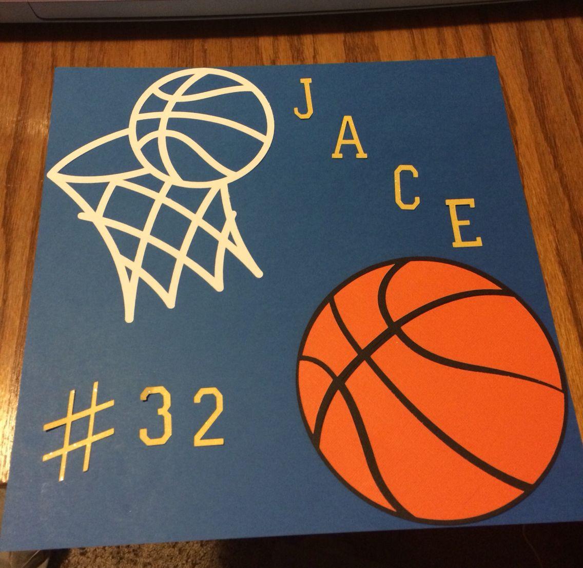 8th Grade Night Spirit Signs Senior Night Posters Basketball Senior Night Basketball Posters