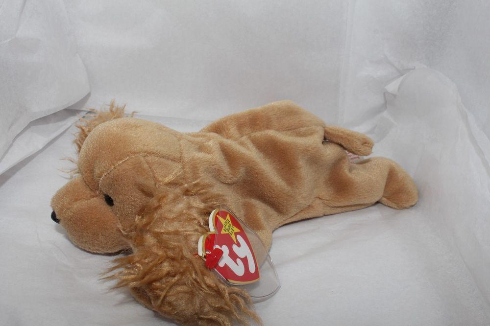 7a9921e8c75 Ty Beanie Babies  Spunky  Retired 1-14-1997 NWT----- Tush Tag says 1997 PVC   Ty  Beanie