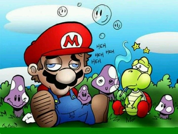 23++ Mario high information