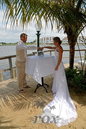Sand Unity Ceremony At Er S Island By Rox Beach Weddings Of Ocean City Md