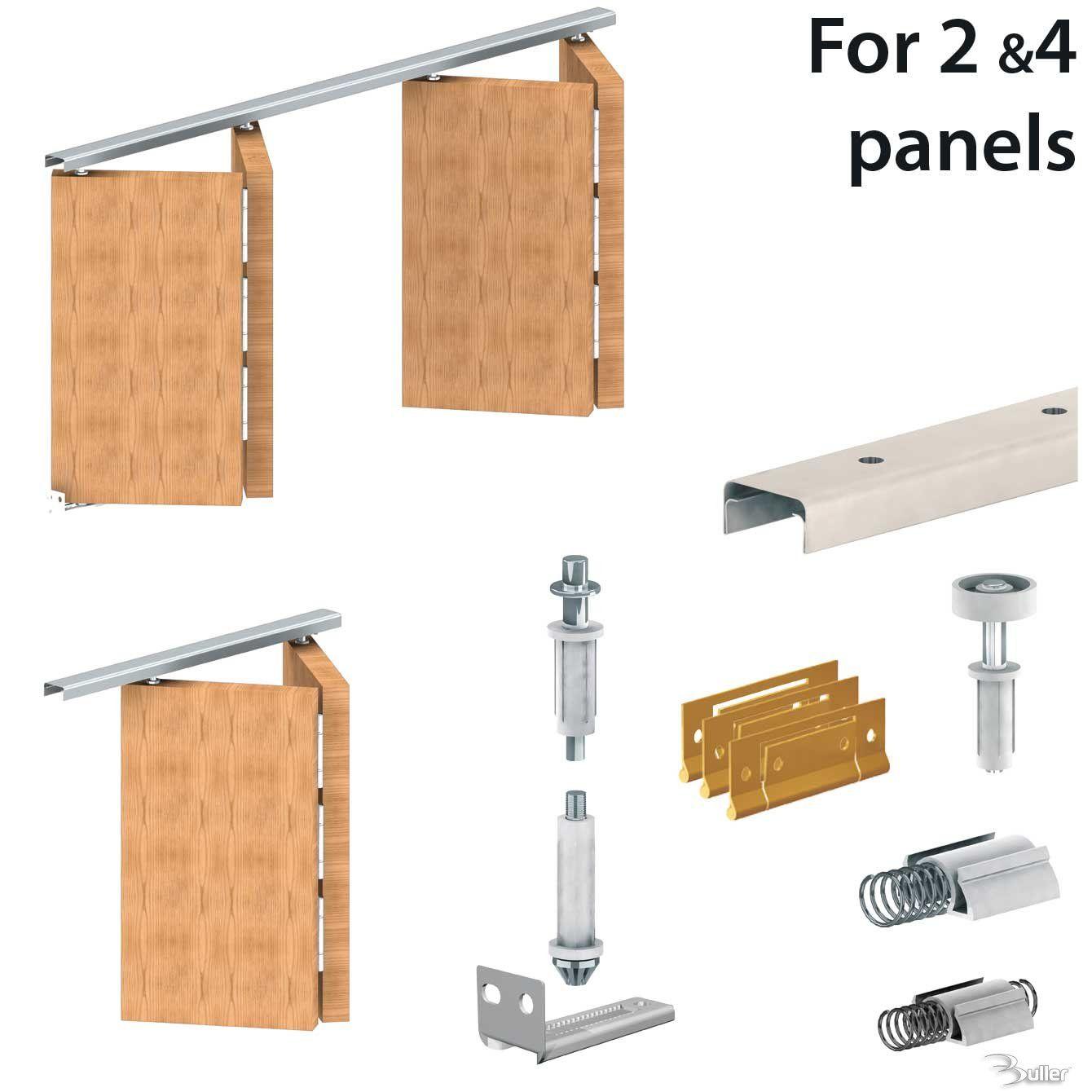 Apollo Folding Door Gear | Doors