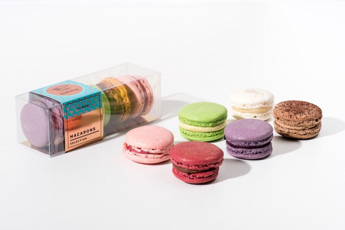 Branding and Packaging Design for Pâtisserie Ludwig by Magnetic Stories