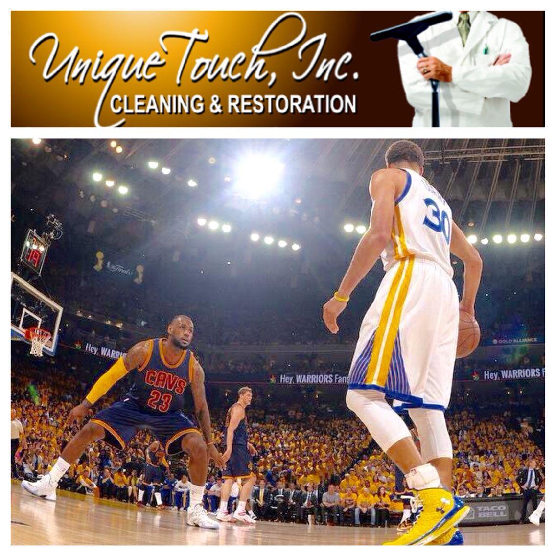 Showdown. #NBAFinals