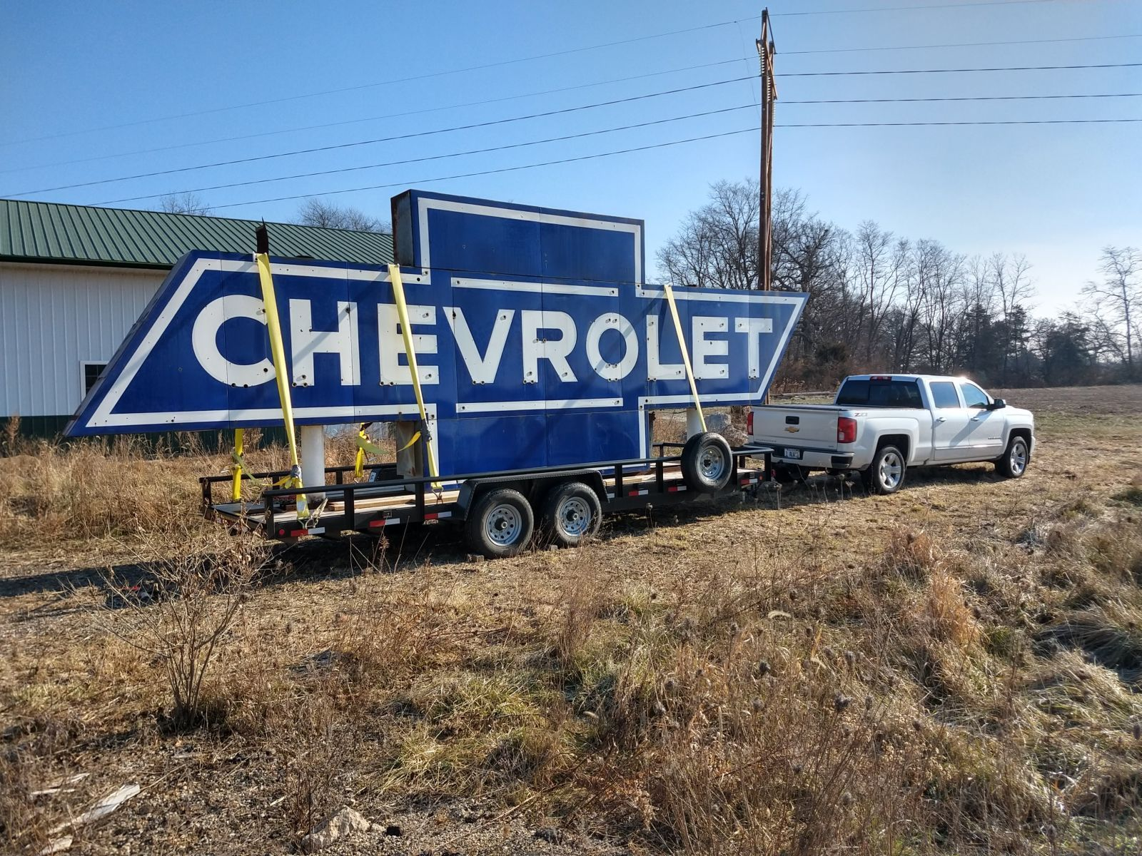Details About Original Vintage Chevrolet Dealership Huge Porcelain Neon Sign Museum Quality Chevrolet Dealership Oil Service Porcelain Signs