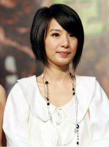 Peachy 1000 Images About Short Hair On Pinterest Bobs Katie Holmes Short Hairstyles Gunalazisus