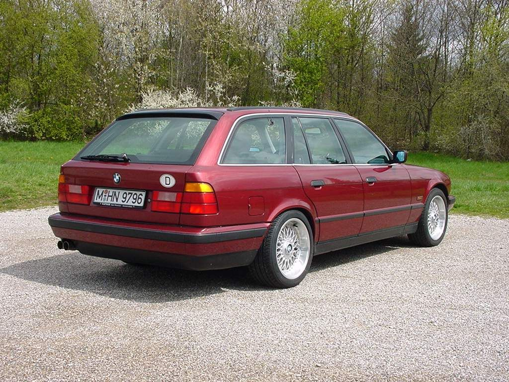 19891995 BMW E34 5Series  BMW E34 5Series 19891995