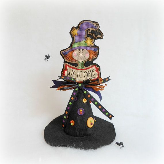 Halloween Witch Hat, Halloween Decoration Witches - witch decorations
