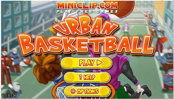 Urban Basketball Unblocked 99