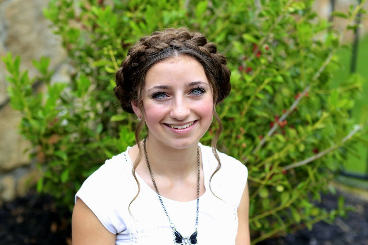 Cute summer hairstyles for girls hairstyles pinterest
