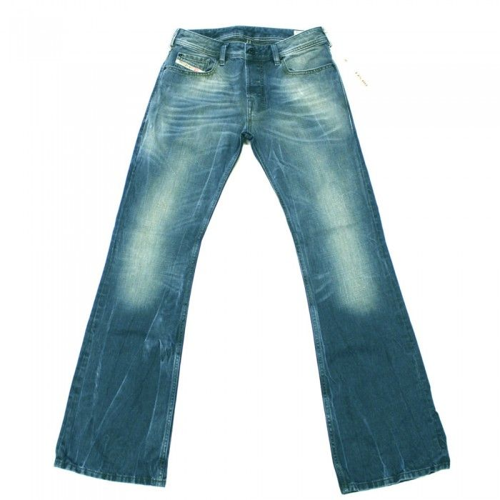 Diesel Zathan 0802E Bootcut Jeans | UX/UI Designer Jeans and