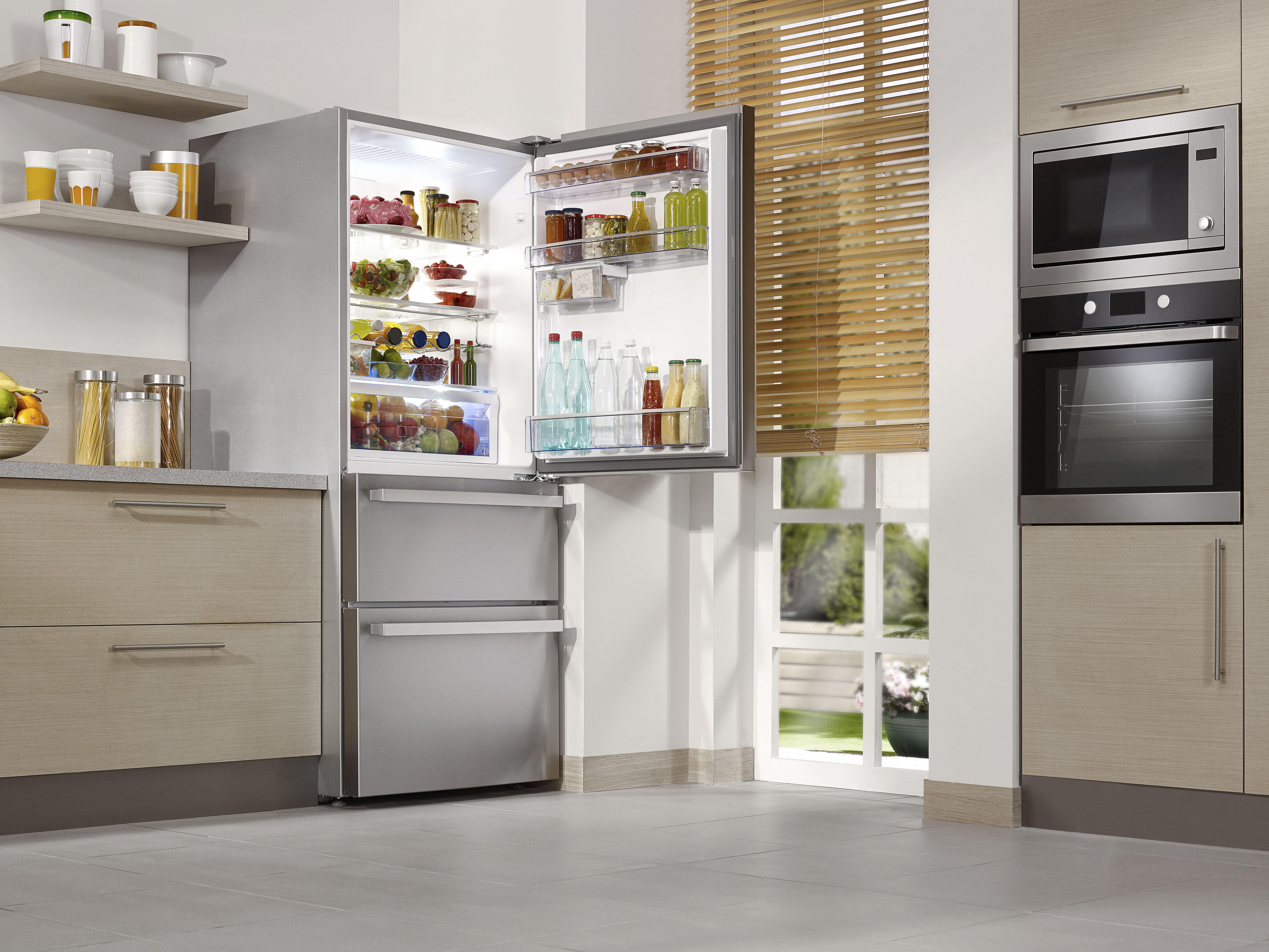 Dimensions Of A Standard Size Refrigerator Best Refrigerator Kitchen Appliances White Modern Kitchen