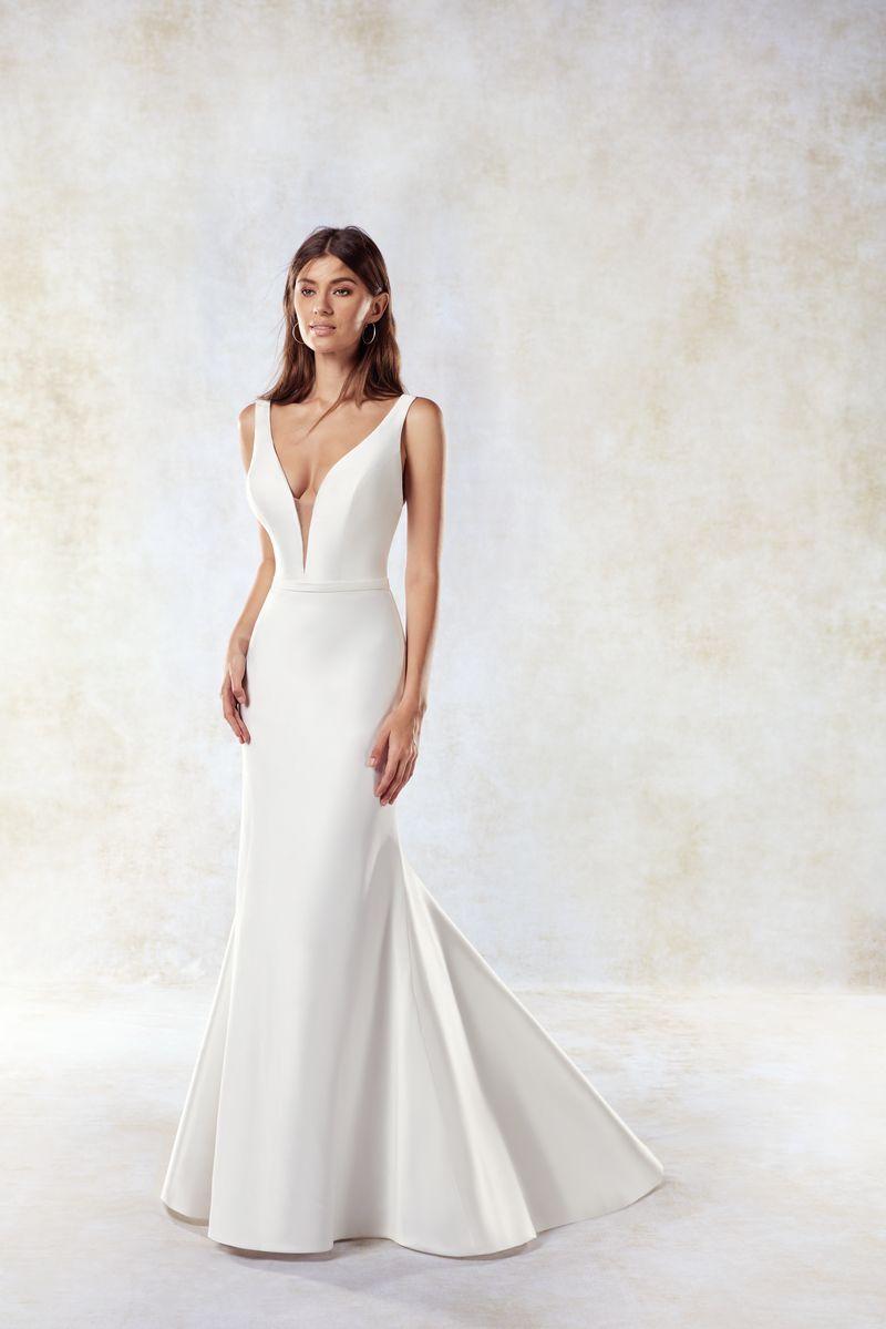 Eddy K 2019 | Kleid hochzeit, Brautkleid, Brautmode