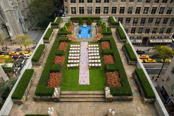 620 Loft Garden New York A Manicured Sleek