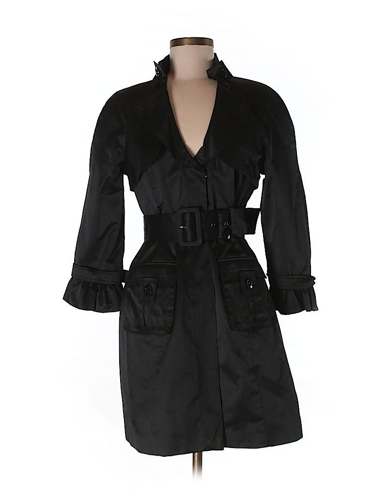 Check it out—Bebe Trenchcoat for $41.99 at thredUP!