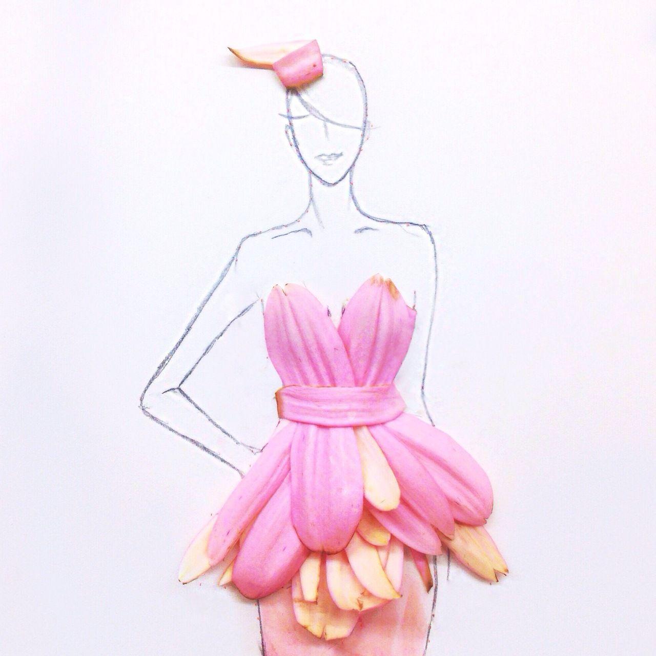 Creative Fashionary sketches by Grace Ciao Grace... | Fashionary ...