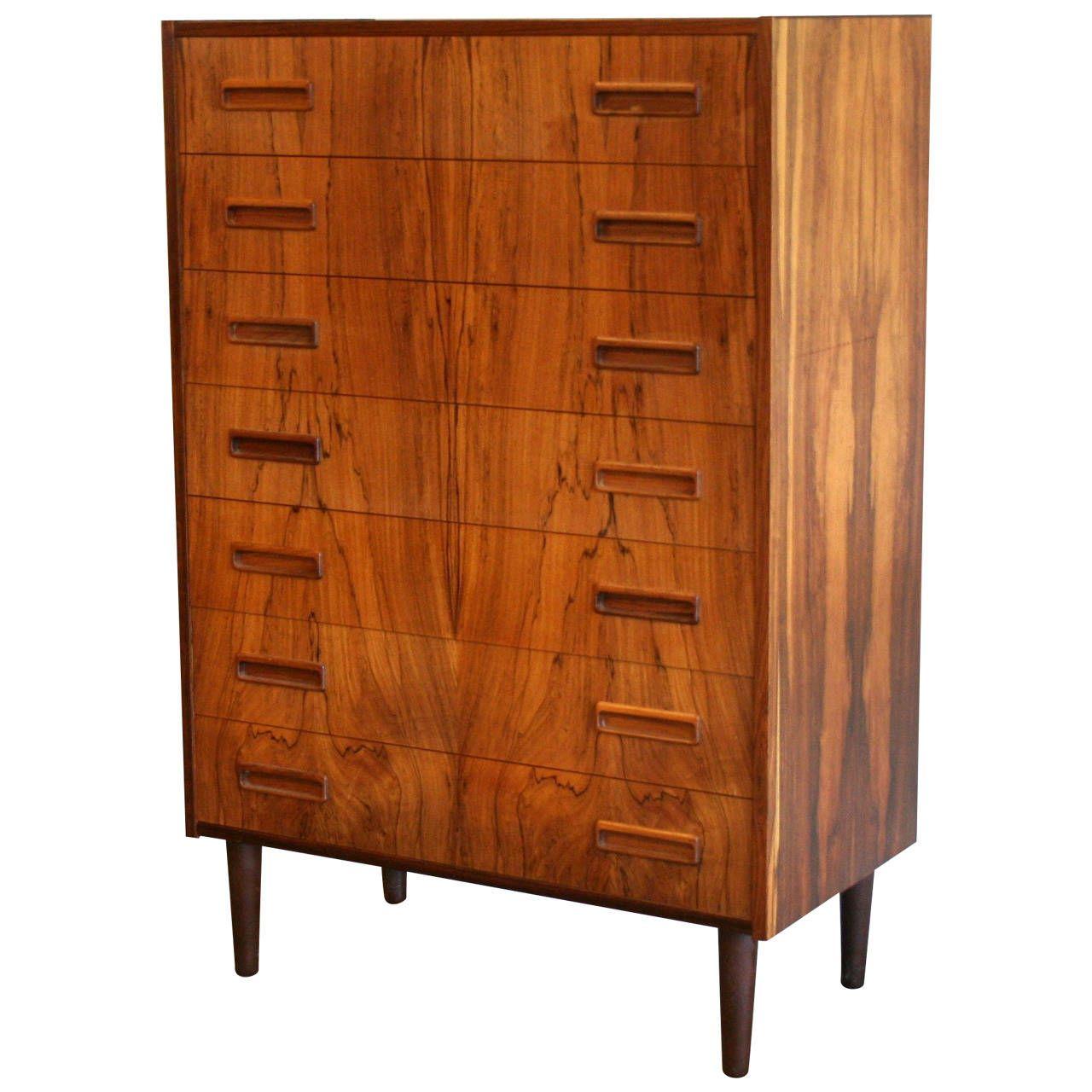 Rosewood Bedroom Furniture Vintage Danish Rosewood Dresser Vintage Furniture And Storage