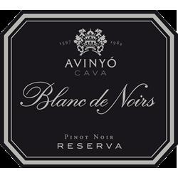 Cava Avinyó Blanc de Noirs Reserva NV- 10/1/2014