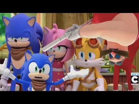 Sonic Boom Episode 49 Ytp Amy Learns To Fly