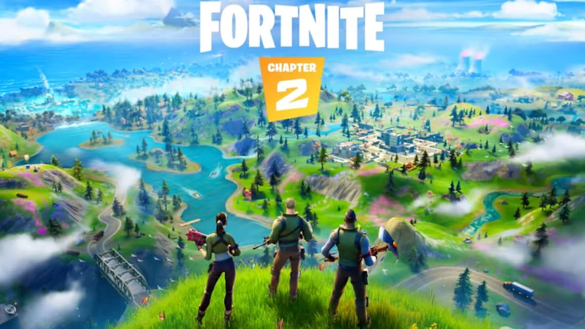 Fortnite Chapter 2 Now Live With New Map, Season 1 Battle