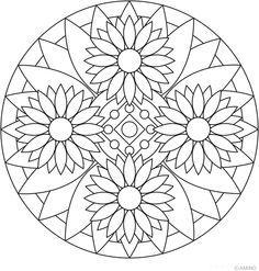 free mandala meditation coloring Googlesgning Coloring pages