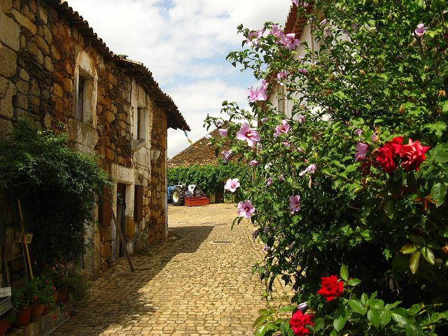 Idanha-a-Velha, one of the oldest towns in Portugal. Photo by Samuel Santos, via Flickr