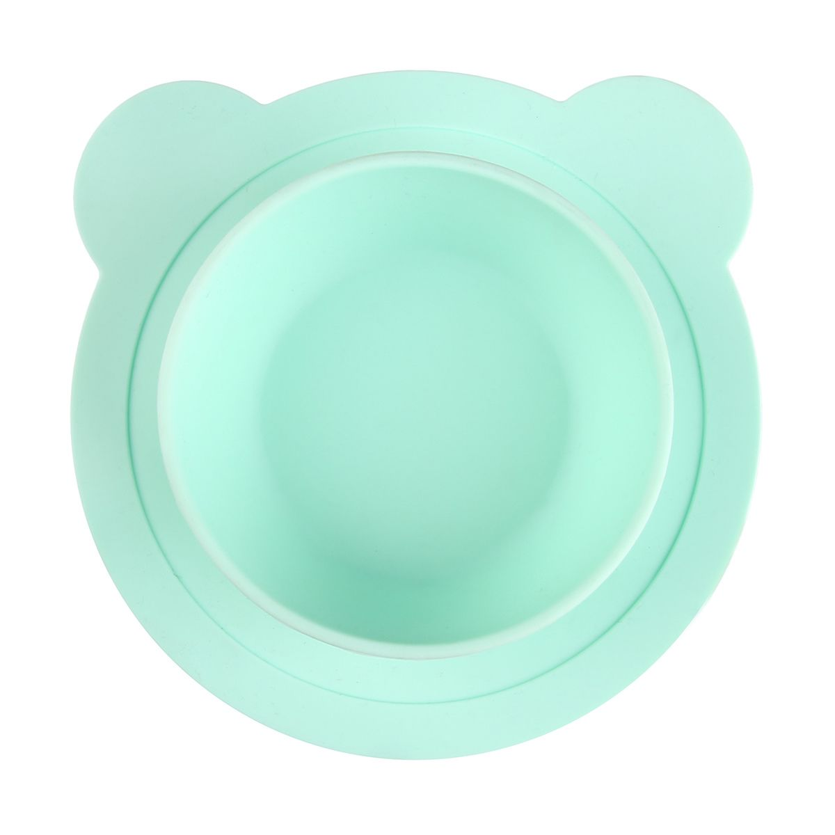 Silicone Bowl Bear Silicone Bowl Kid Toys Bowl