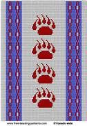 ... beading pattern | Bead Native American, Loom & Peyote Patterns