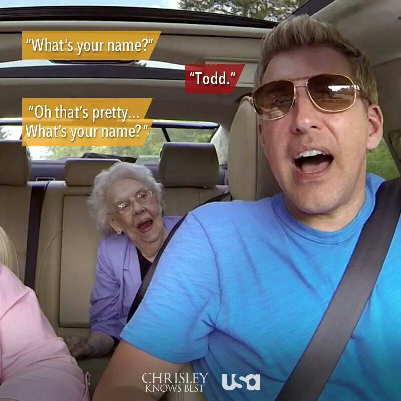 So Funny Love This Show Funny Shows Funny Quotes Todd Chrisley Quotes