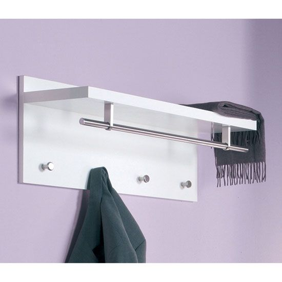 Black White Wall Hook Shelf Aluminum Bathroom Towel Holder Towel Rack Cloth Robe Hook Coat Hanger Balcony Accessories Etagere Without Return Home Improvement