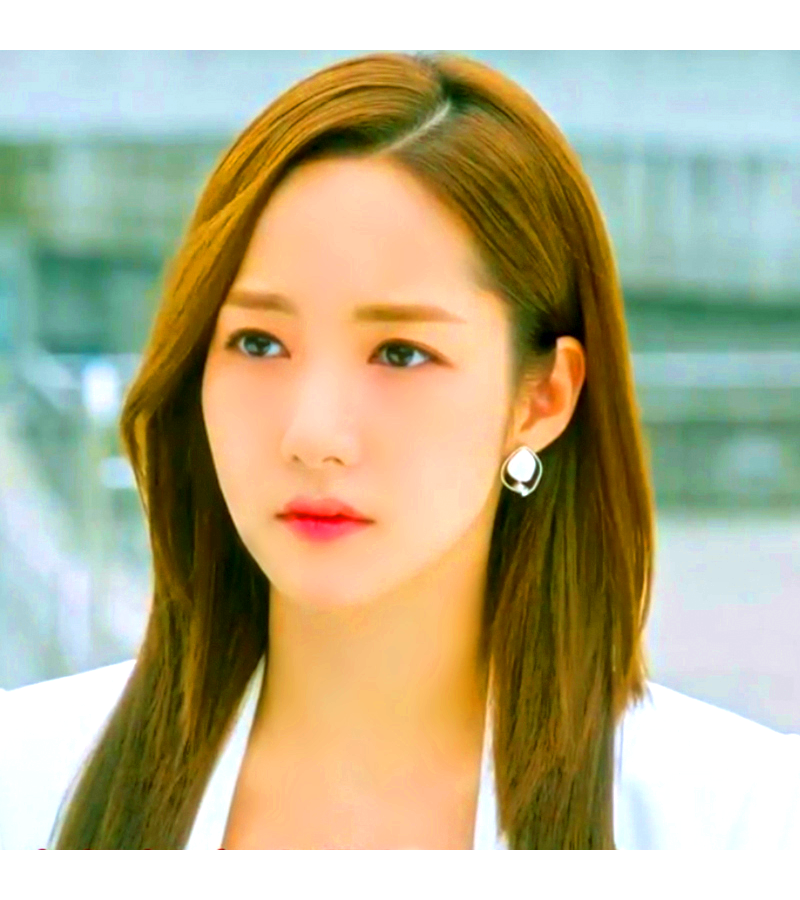 Her Private Life Park Min Young Inspired Earrings 049 Park Min Young Young Private Life