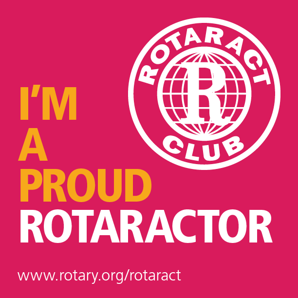 august is membership month at rotary share this graphic to let rh pinterest com rotaract logo 2016 rotaract logo 2016
