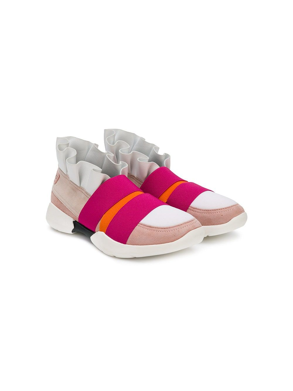 Bandage Sneakers Pucci Emilio Clothes For Junior Styling Ruffle wqtOC8Sp