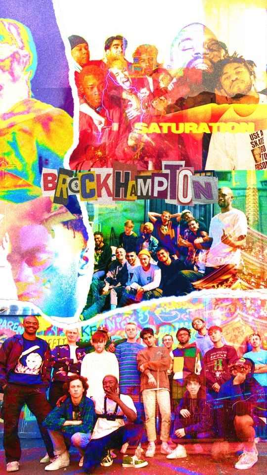 brockhampton in 2020 Wallpaper iphone