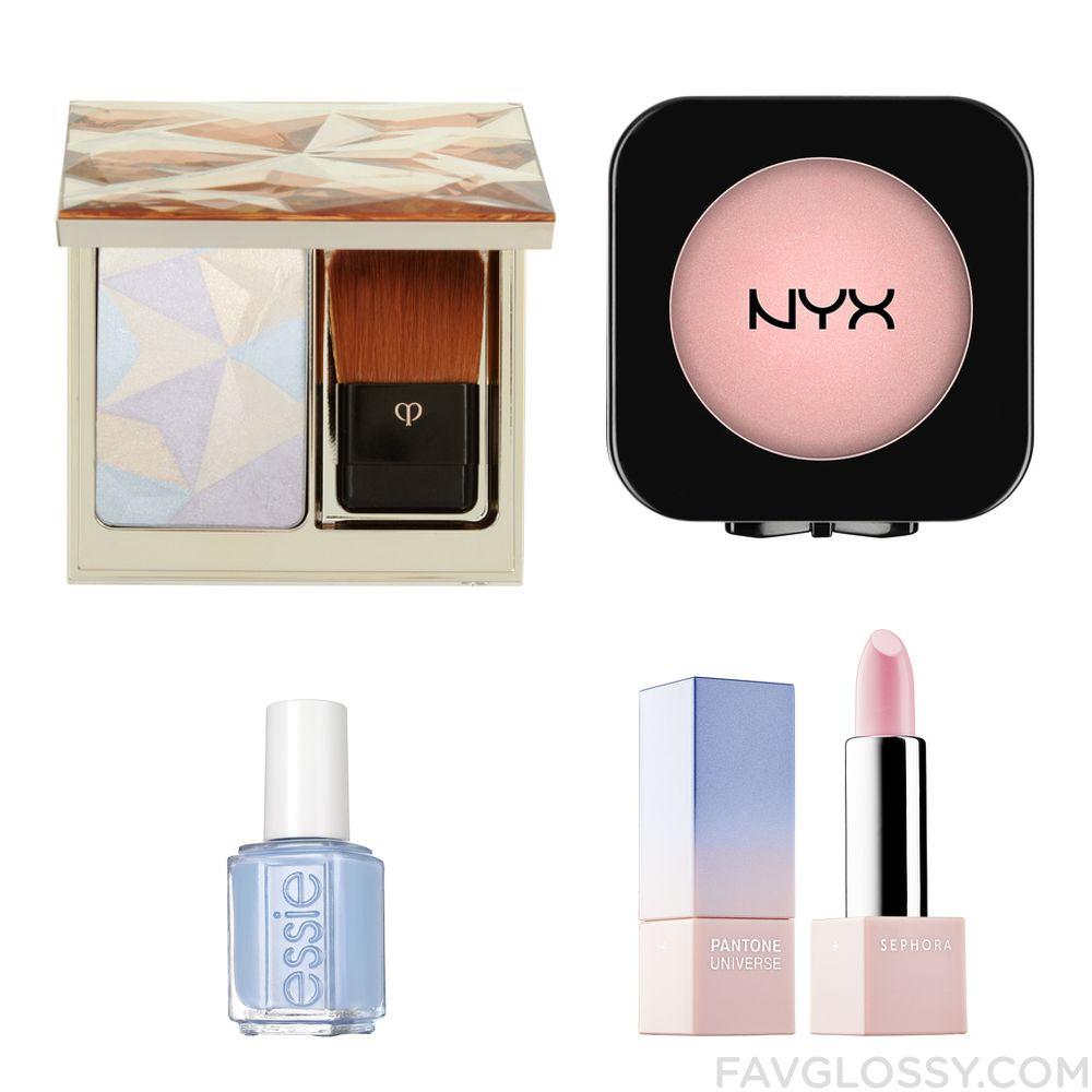 Beauty Idea Including Clé De Peau Beauté Face Powder Nyx Blush Sephora Collection Lipstick And Summer Nail Polish From January 2016 #beauty #makeup