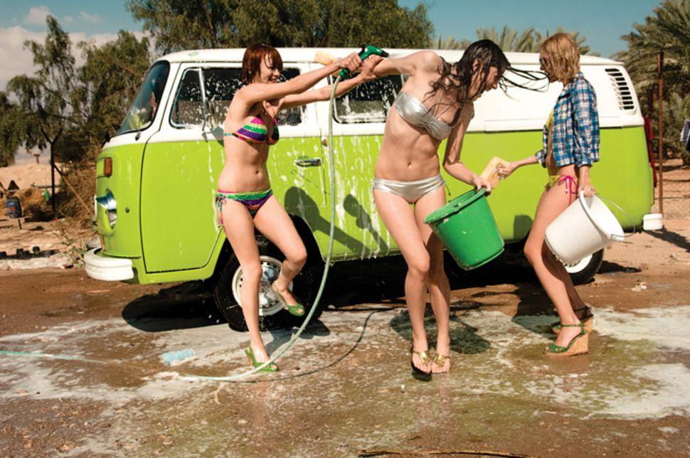 VW - Kombi Girls