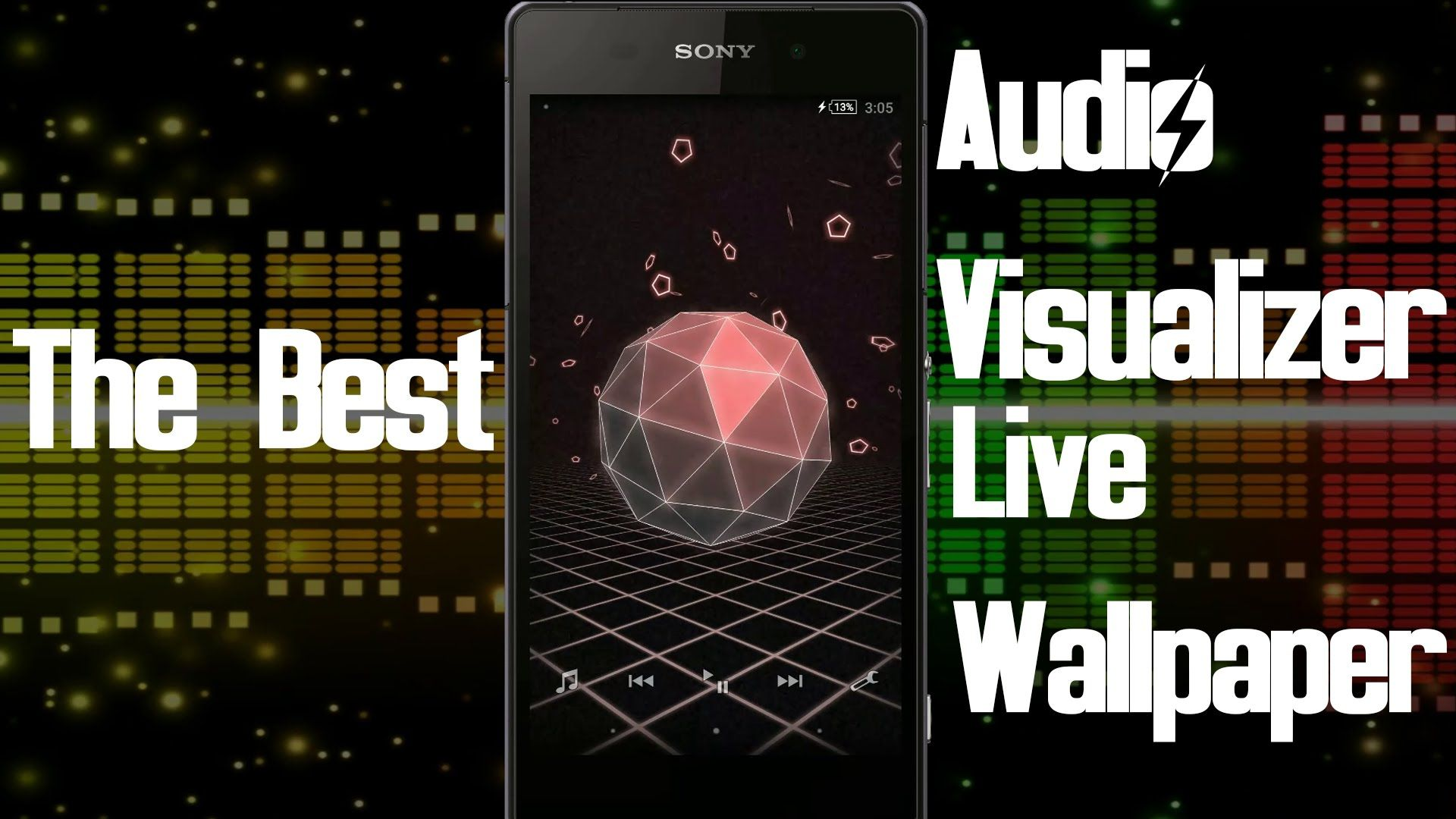 audio glow live wallpaper android apps on google play