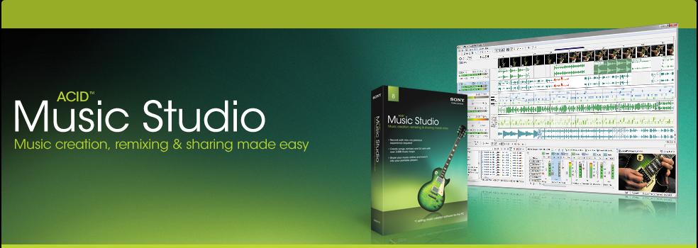 acid sony music studio 8.0 free serial code