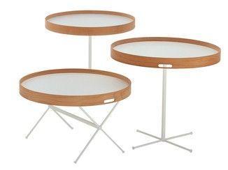 Coffee table / tray CHAB-TABLE - DE PADOVA | Design is Innovative ...
