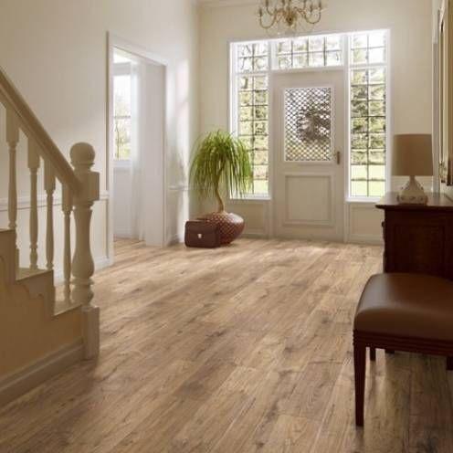Quickstep Rustic 8mm White Oak Natural Planks Laminate Flooring Ric1498