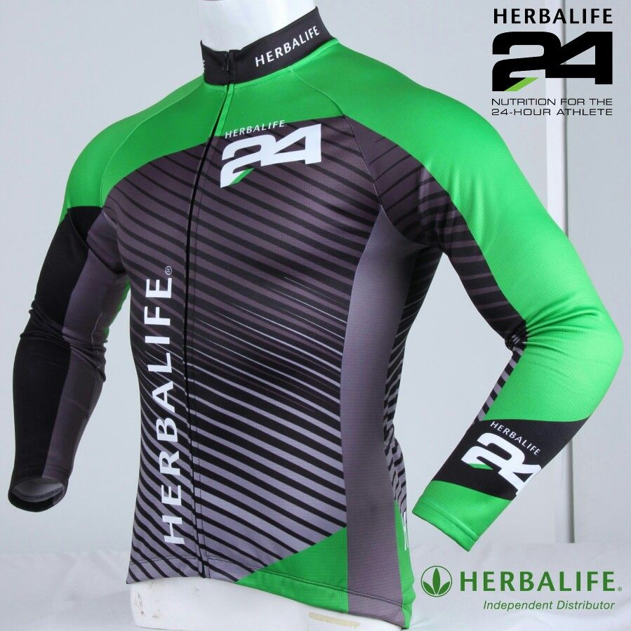 6e11a477e Herbalife 24 Thermal Cycling Jackets