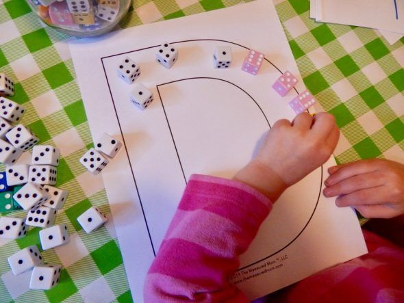 Letter D Activities for 2-year-olds | Alphabet activities ...