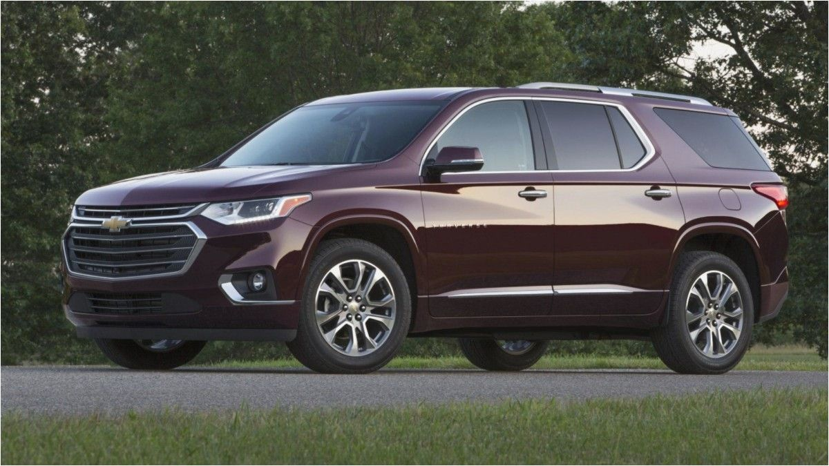 2020 Chevrolet Traverse Rs Check More At Http Www Autocarblog