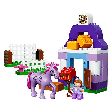 Sofia the First: Sofia's Royal Stable Playset by LEGO Duplo