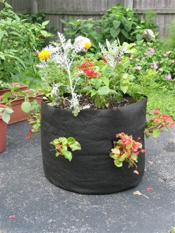 Smart Pots   Easy Garden Expansion